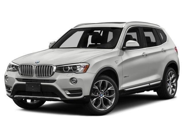 2017 BMW X3-Series SAV