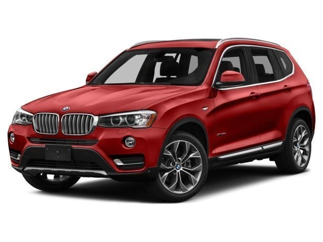 New 2017 BMW X3 sDrive28i SAV near Los Angeles