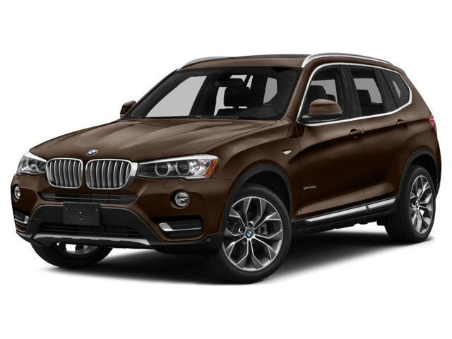 New 2017 BMW X SERIES X3 SDRIVE28I SAV in Glendale