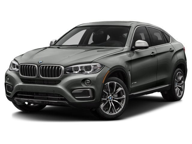 New 2017 BMW X SERIES X6 SDRIVE35I SUV in Glendale