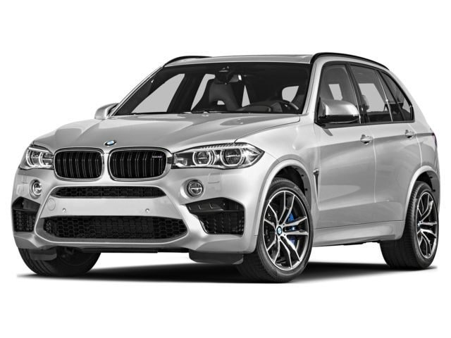 New 2017 BMW X5 M Base SAV for sale in the Boston MA area