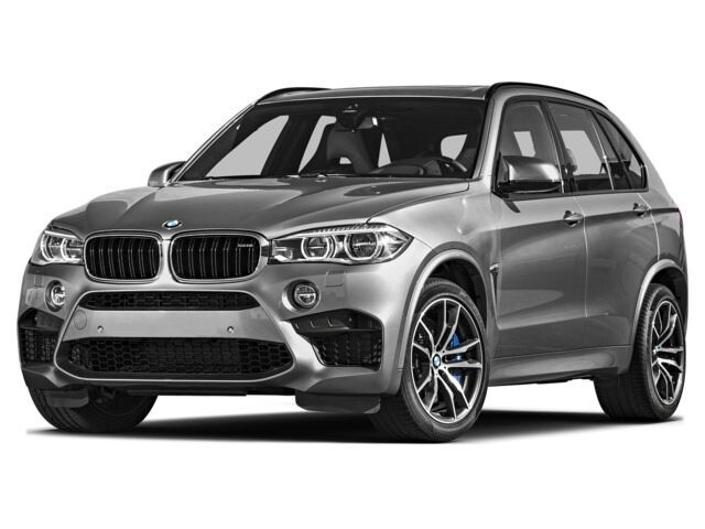 2017 BMW X5 M Base SUV
