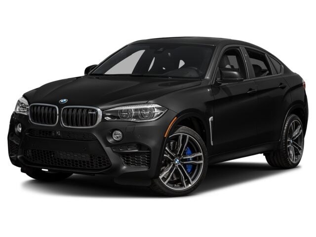 New 2017 BMW X6 M Base SUV in Long Beach