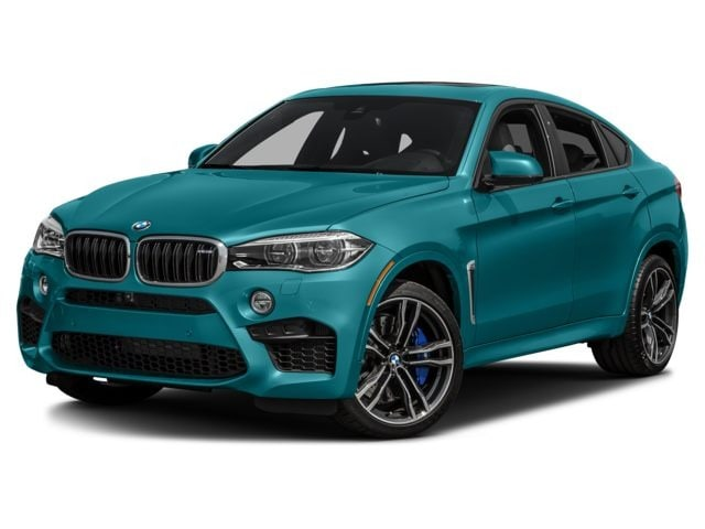 New 2017 BMW X6 M Base SUV For Sale Plano TX