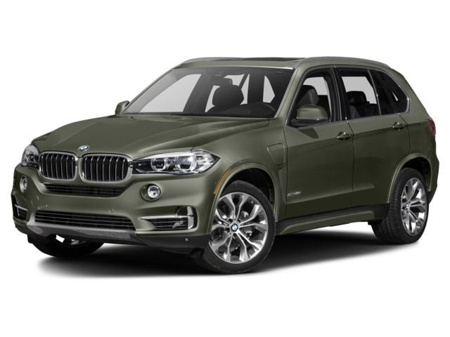 New 2017 BMW X5 eDrive xDrive40e iPerformance SUV in Long Beach