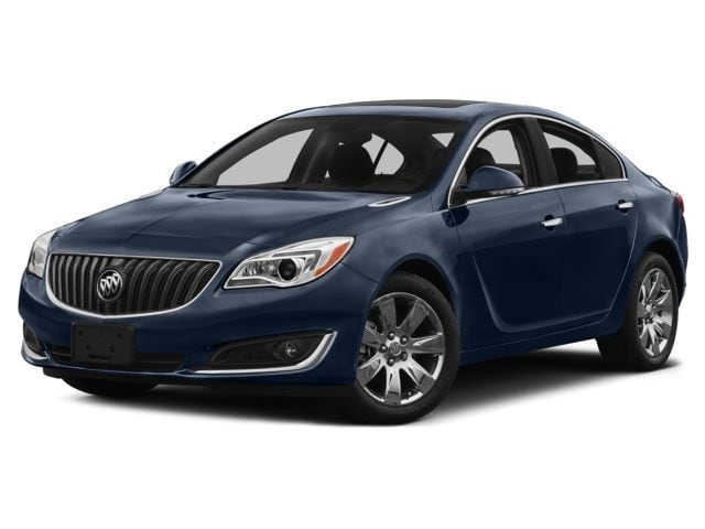 2017 Buick Regal Turbo Sedan