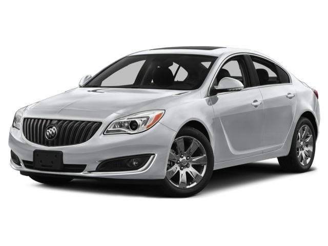 2017 Buick Regal Turbo Sport Touring Sedan