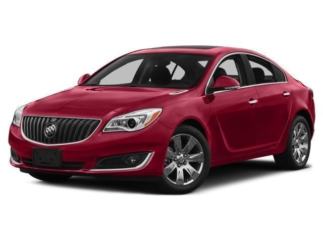 2017 Buick Regal Turbo Premium II Sedan I-4 cyl