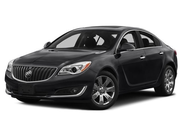 2017 Buick Regal Turbo Premium II Sedan