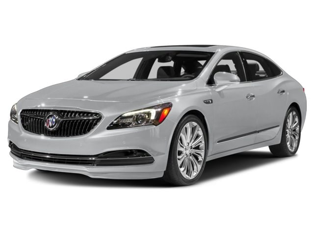 2017 Buick Lacrosse Base Sedan