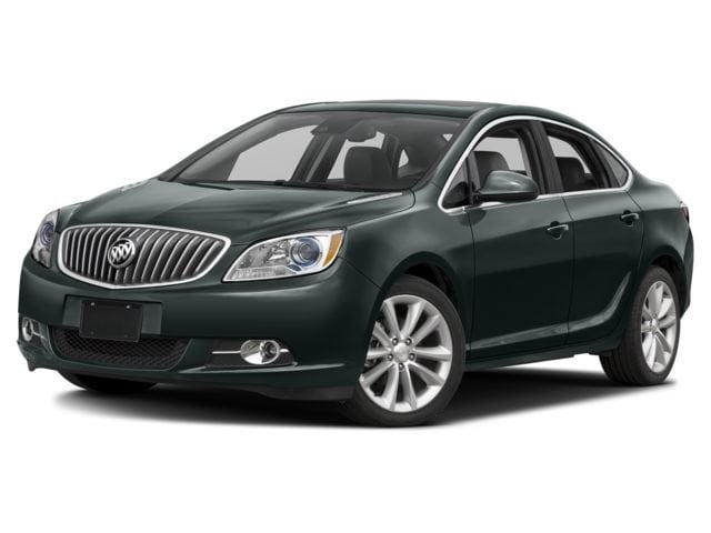 New 2017 Buick Verano SPORT TOURING Sedan near Minneapolis & St. Paul MN