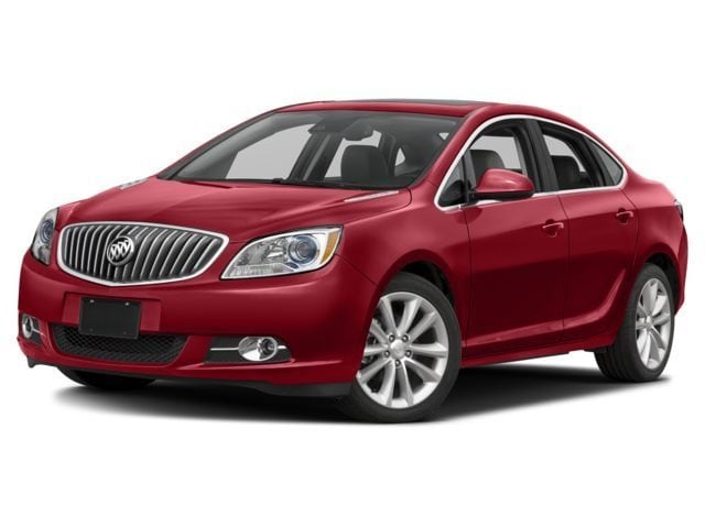 New 2017 Buick Verano LEATHER Sedan near Minneapolis & St. Paul MN