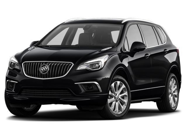 New 2017 Buick Envision ESSENCE AWD Sport Utility near Minneapolis & St. Paul MN