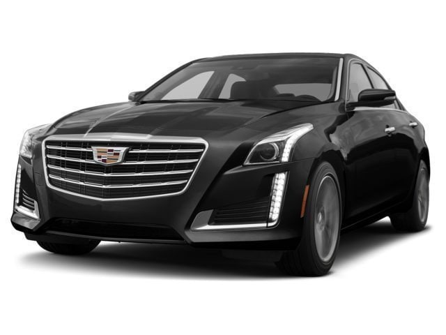 2017 CADILLAC CTS-V 3.6L Twin Turbo V-Sport Sedan