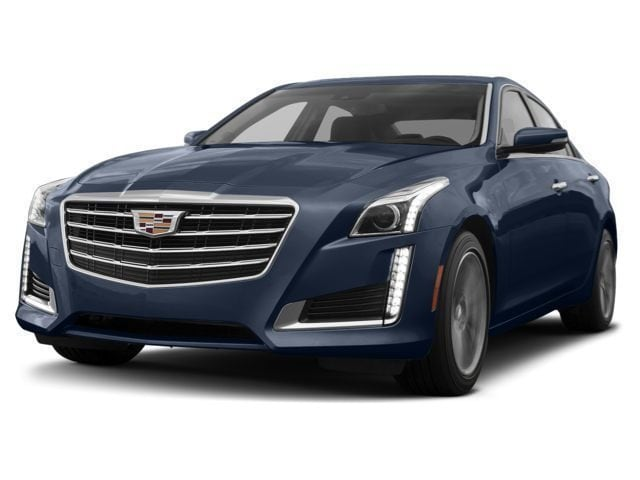 New 2017 CADILLAC CTS 2.0L Turbo Luxury Sedan near Boston