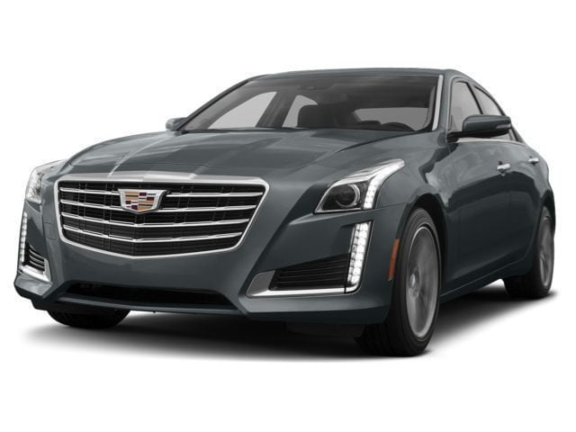 New 2017 CADILLAC CTS 2.0L Turbo Luxury Sedan for sale in the Boston MA area