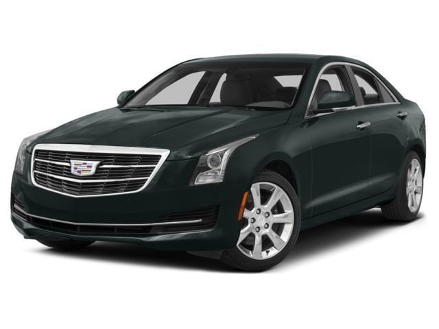 2017 CADILLAC ATS 2.0L Turbo Luxury Sedan