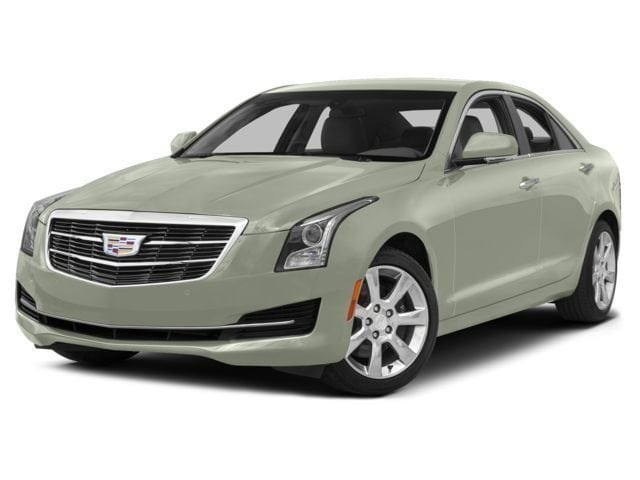 New 2017 CADILLAC ATS 2.0L Turbo Luxury Sedan In Fort Collins