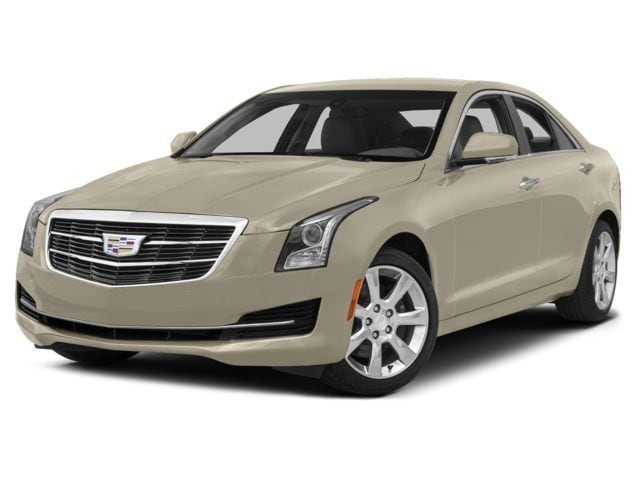 New 2017 CADILLAC ATS 2.0L Turbo Luxury Sedan near Boston, MA