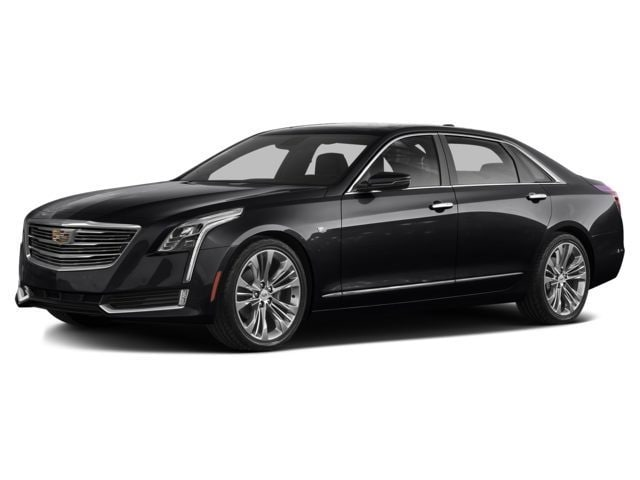 2017 CADILLAC CT6 Base Sedan