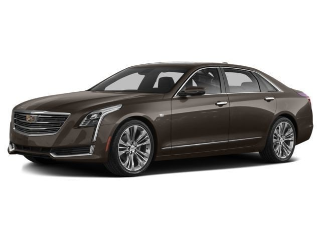 2017 CADILLAC CT6 3.0L Twin Turbo Luxury Sedan