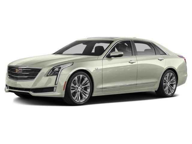 New 2017 CADILLAC CT6 3.6L Premium Luxury Sedan for sale in the Boston MA area