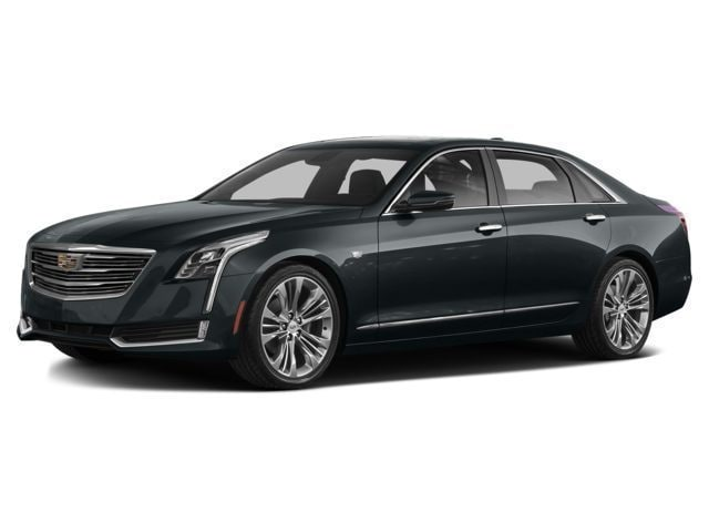 2017 CADILLAC CT6 3.0L Twin Turbo Premium Luxury Sedan