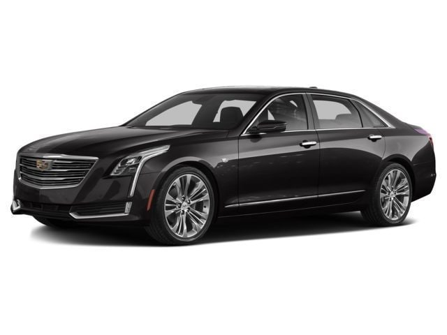 2017 CADILLAC CT6 3.6L Platinum Sedan