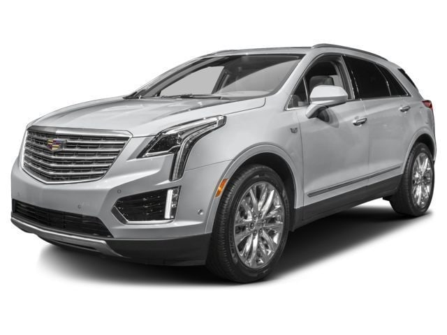 New 2017 CADILLAC XT5 Luxury SUV for sale in the Boston MA area