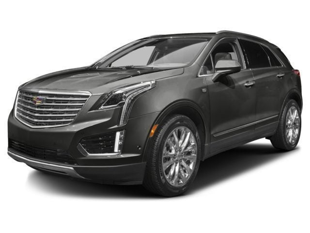 New 2017 CADILLAC XT5 Premium Luxury SUV for sale in the Boston MA area