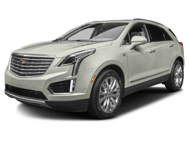 New 2017 CADILLAC XT5 Platinum SUV for sale in the Boston MA area