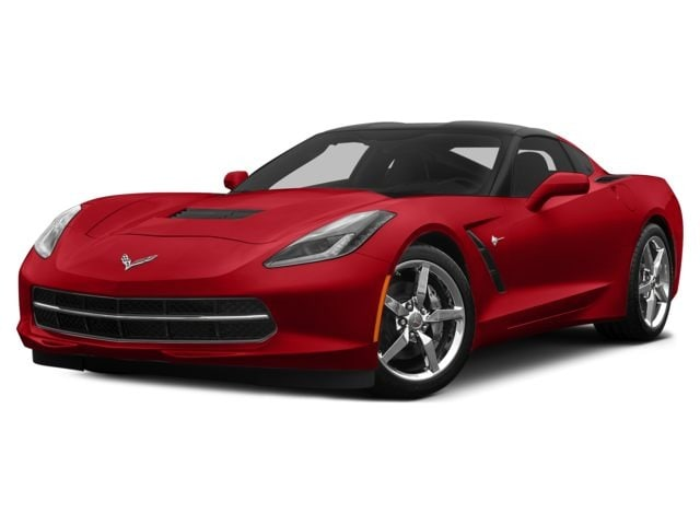 2017 Chevrolet Corvette 1LT Coupe