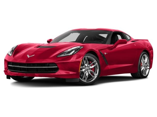 2017 Chevrolet Corvette Stingray Z51 Coupe