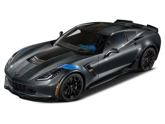 2017 Chevrolet Corvette Grand Sport Coupe Medford, OR