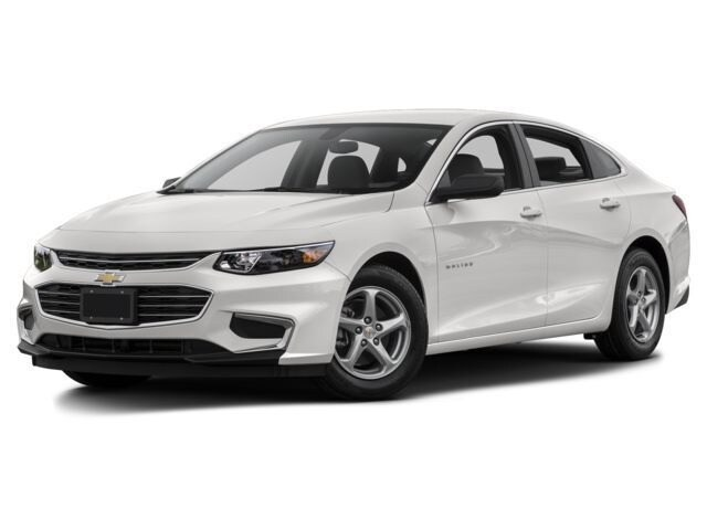 2017 Chevrolet Malibu LS w/1LS Sedan Medford, OR
