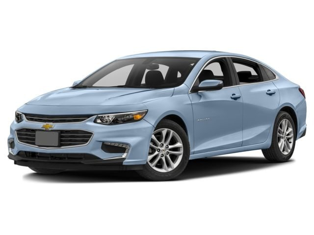 2017 Chevrolet Malibu LT w/1LT Sedan Medford, OR