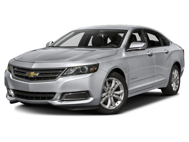 2017 Chevrolet Impala LT w/1LT Sedan Medford, OR