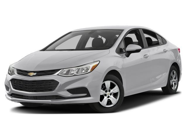 2017 Chevrolet Cruze LS Auto Sedan Medford, OR