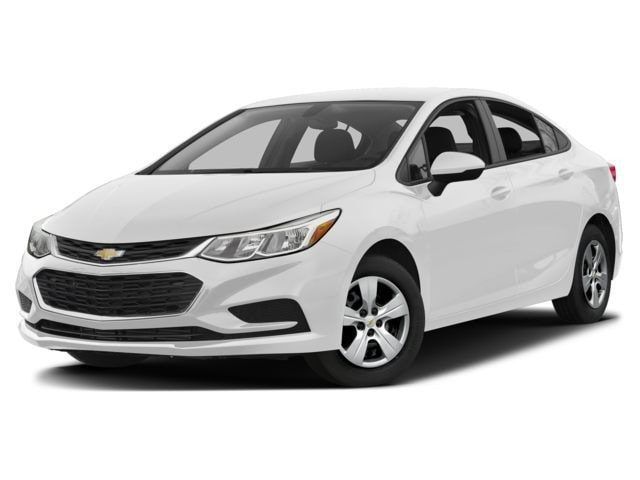 New 2017 Chevrolet Cruze LS Auto Sedan for sale in the Boston MA area