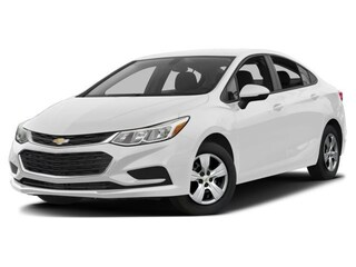 Used 2017 Chevrolet Cruze LS Sedan Bullhead City