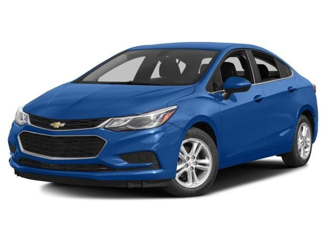 2017 Chevrolet Cruze LT Auto Sedan Medford, OR