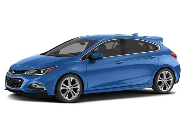 New 2017 Chevrolet Cruze Premier Auto Hatchback for sale in the Boston MA area