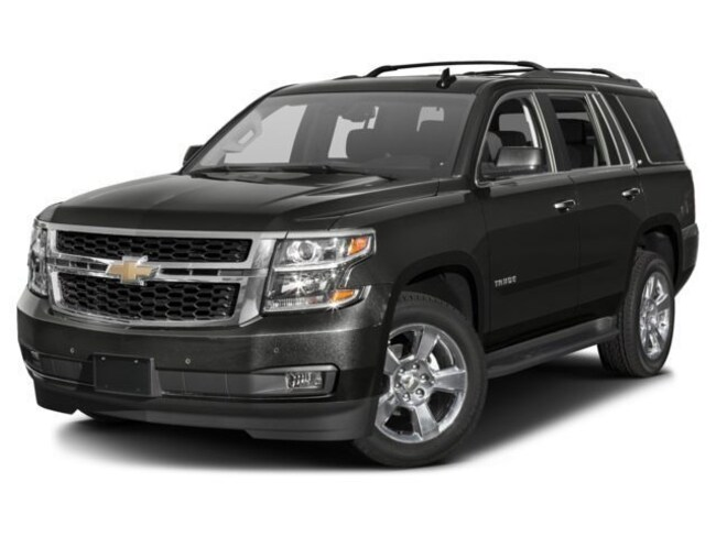 Peoria Dodge Dealer >> New 2017 Chevrolet Tahoe 4WD LT For Sale in Peoria IL ...