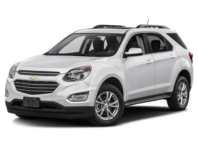 New 2017 Chevrolet Equinox SUV near Minneapolis & St. Paul MN