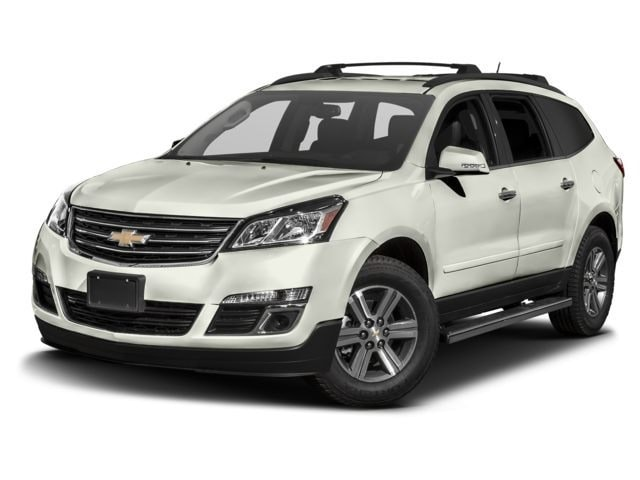 2017 Chevrolet Traverse LT SUV