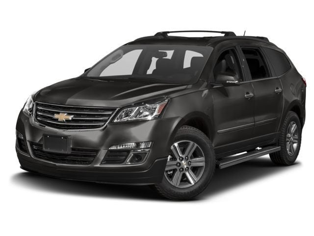 New 2017 Chevrolet Traverse LT w/2LT SUV for sale in the Boston MA area