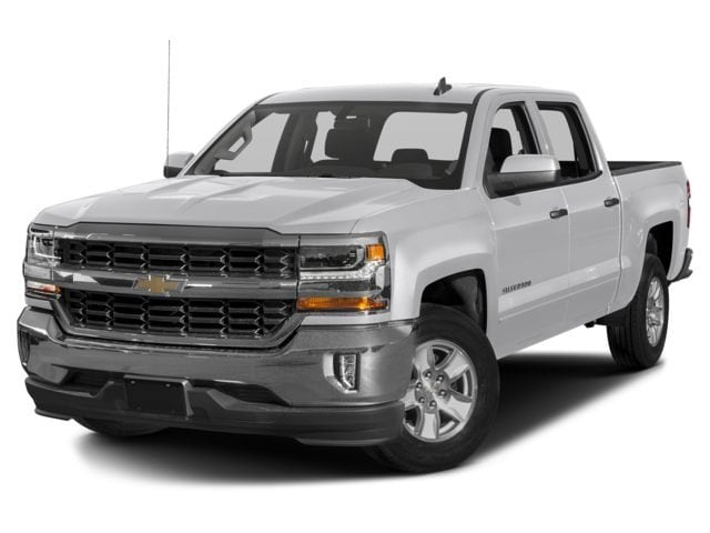 2017 Chevrolet Silverado 1500 LT All Star Edition Truck Crew Cab