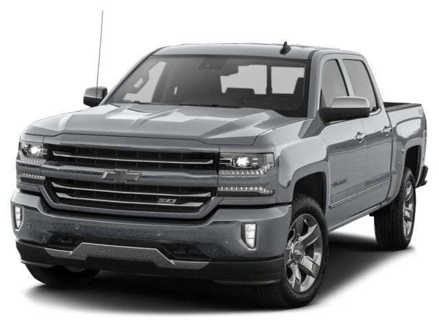 New 2017 Chevrolet Silverado 1500 LTZ Truck Crew Cab for sale in the Boston MA area