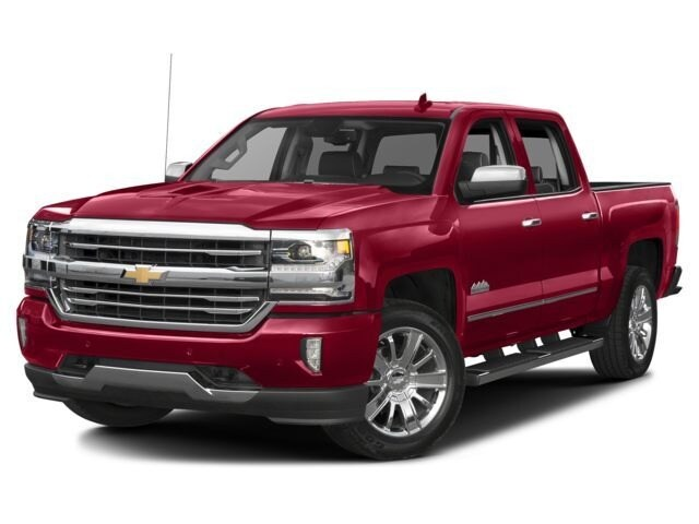 2017 Chevrolet Silverado 1500 High Country Truck Crew Cab Medford, OR