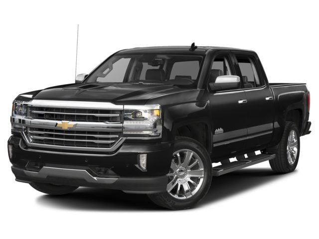 New 2017 Chevrolet Silverado 1500 High Country Truck Crew Cab for sale in the Boston MA area
